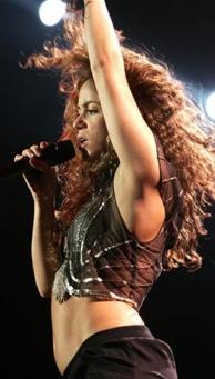 Shakira concierto 3
